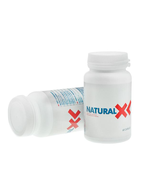 Natūralūs Papildai Penio Didinimui Natural XL