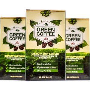Natūralus žalios kavos ekstraktas svorio meimui