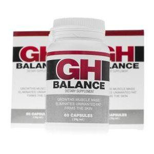 Natūralus Augimo Hormonas GH Balance