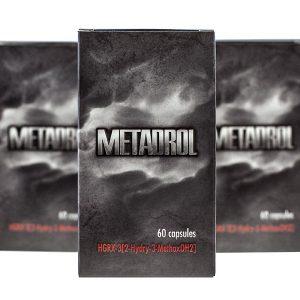 Papildai Masės Didinimui Metadrol