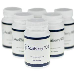 Papildai svorio metimui AcaiBerry900