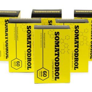 Vyriškų Hormonų Aktyvatorius Somatodrol